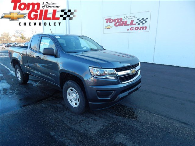 2016 chevrolet colorado 4wd wt 4wd extended cab pickup gill chevrolet. Black Bedroom Furniture Sets. Home Design Ideas