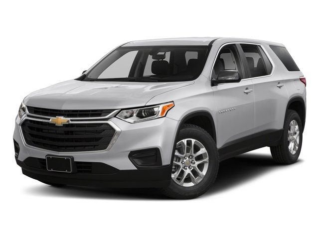 2018 Chevrolet Traverse LS FWD Sport Utility - Gill Chevrolet